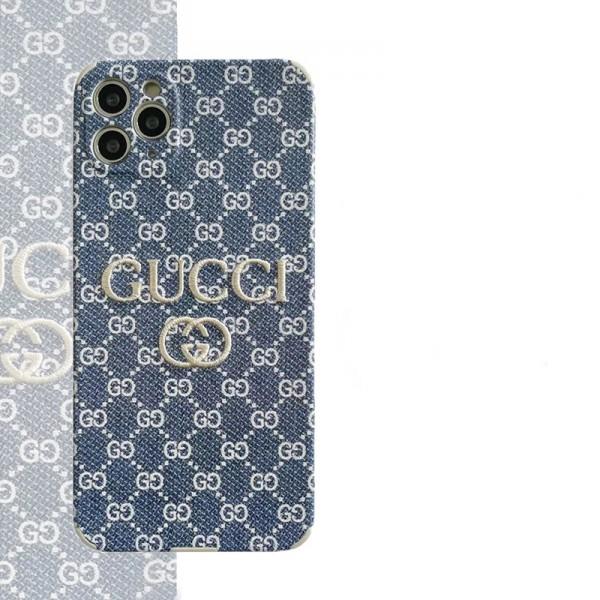 ハイブランド グッチデニムiphone13 pro maxケース コピー激安 即納 iphone13 12 11 pro max miniカバー メンズ レディース韓国風