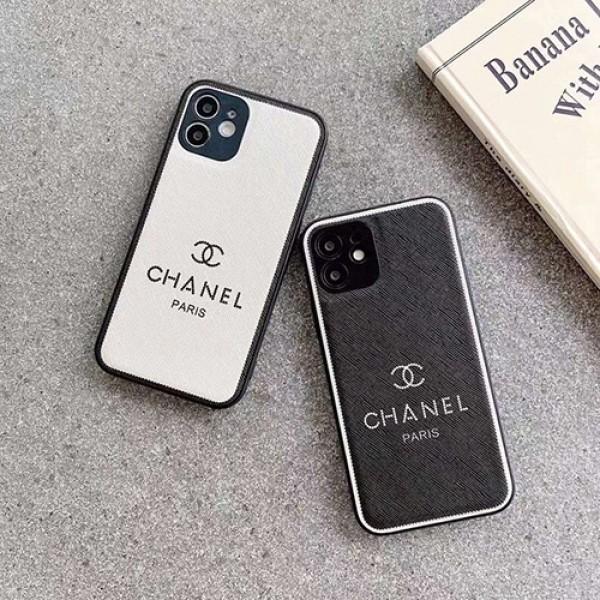 ブランドシャネルiphone13/12/12pro maxケース シンプルお洒落iphone11/11pro maxケース経典韓国風iphonex/xs/xs maxケース 高級感iphone12pro/12mini/11proケース