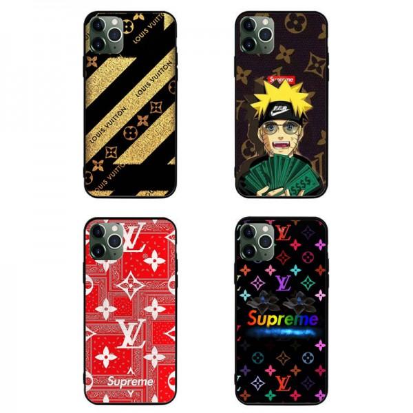 ルイ・ヴィトン ブランドナルトgalaxy s21/s20+ note20 ultraケースシュプリーム漫画風 galaxy s21 xperia 5 ii 1/10 ii 1/10 iiiケースほぼ全機種対応iphone12/12 pro max/12 mini/12 proケースブランド