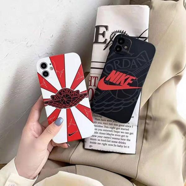 ナイキ ブランドiphone12/12pro max/12 mini/12 proケースジョーダン 運動風 iphone11/11pro/11 pro maxケース男女兼用人気iphone xr/xs maxケース個性潮流