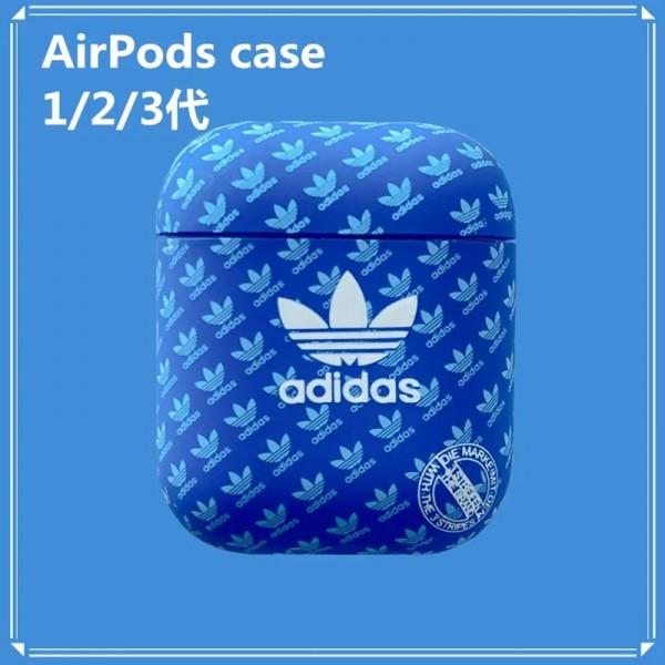 Adidas Dior 保護 防塵Air pods1/2/3ケース 耐衝撃 落下防止 メンズ レディースAirpods pro3ケースブランド