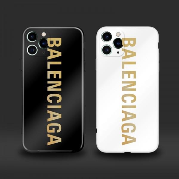 バレンシアガ スマホケース ソフト iphone 11/11pro maxケース iPhone12 pro max iPhone12 mini iPhone se 第2世代 iPhone11 Pro iPhone8 7 se2 iphone xr/xs maxケース iphone x/8/7 plusケースファッション大人気