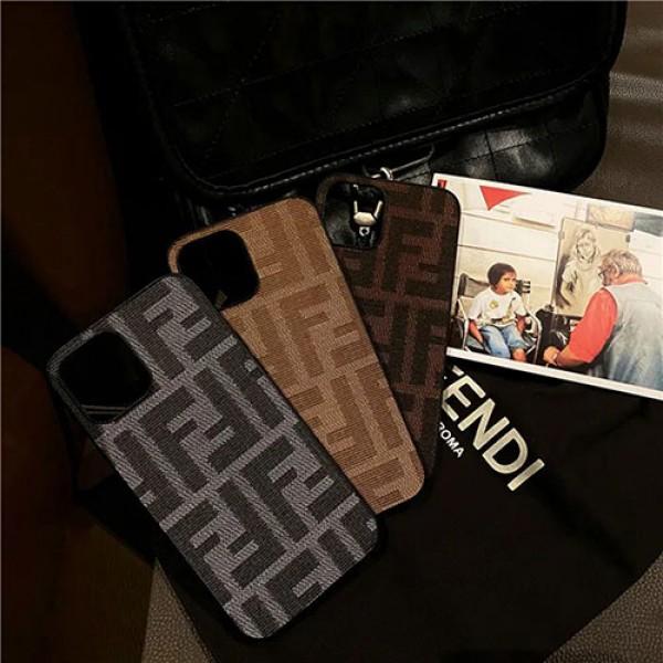 Fendi/フェンデイ バッグ型galaxy s21ストラップ付ファッション メンズ レディースiphone 12 mini/12 pro max/11 pro max/se2ケース