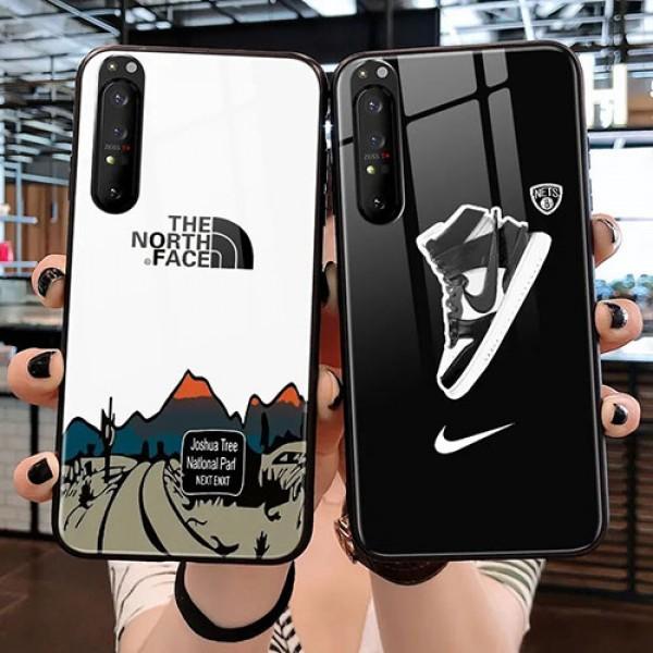 Nike Supreme galaxys21/note20 iphone12/12promaxケース ビジネス ストラップ付き個性潮 iphone 11/x/8/7ケース ファッションxperia5iiスマホケース ブランド LINEで簡単にご注文可ins風 かわいい