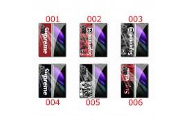 Galaxy Z Fold2ケース ブランド グッチシュプリームギャラクシーs21ケース