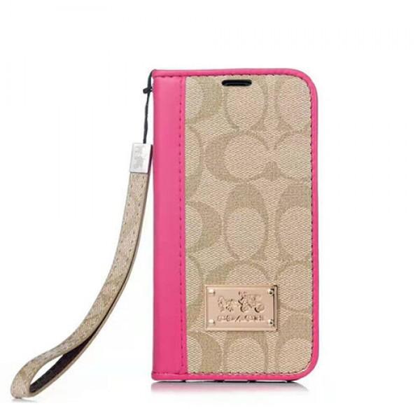 コーチcoach iphone 12/12 mini/12 pro max galaxy note20ケースブランドiphone xr/xs max/x/8 plus/11/11pro max/se2ケース手帳型Galaxy note20 S20/s10/note10/s9 plusケース ファッション欧米風