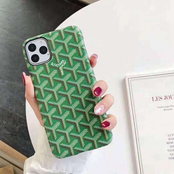 goyard ゴヤール iphone12/12pro/12pro max/12 mini/se2ケースブランド iphone xr/xs maxケース個性Galaxy s10/s10+/s9/note10ケースアイフォン x/8/7 plusジャケット型ケースファッション大人気