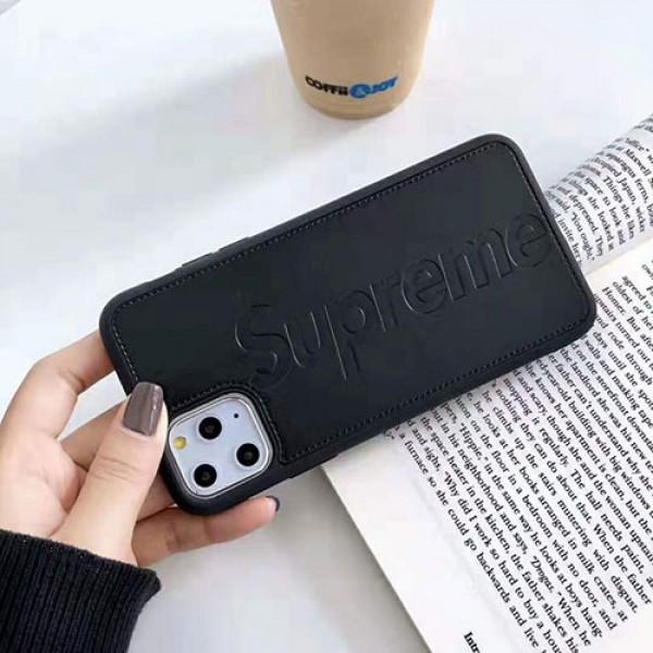 シュプリームsurpreme iphone11/11pro maxケース 人気iphone xr/xs maxケース 個性潮流 アイフォンx/10/8/se2/7 plusケース 男女兼用