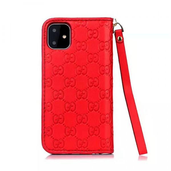 グッチiphone11/11pro maxケースブランドgucci iphone xr/xs maxケース手帳型ビジネス風 iphone x/8/se2/7 plusケース オシャレファッション高級レザー製