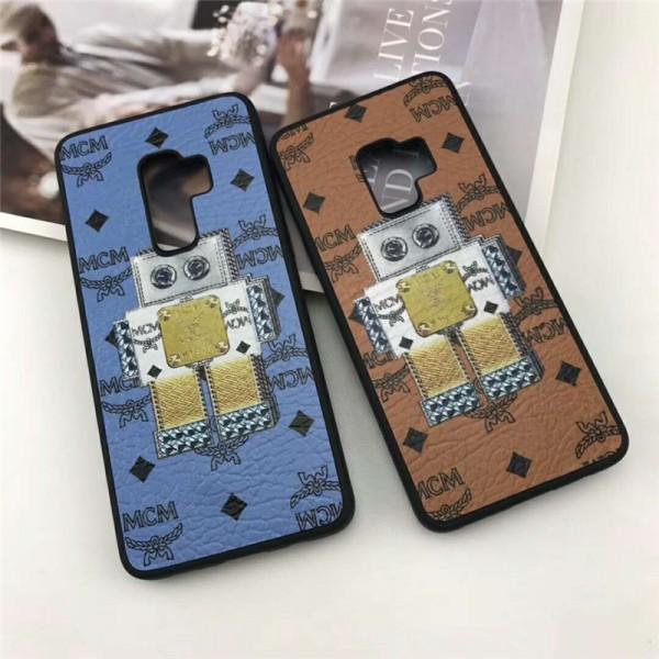 エムシーエム Galaxy s20/s10/s10e/10plusケース 可愛いウサギ付き iphone 11/x/8/se2/8plusカバー ギャラクシーnote9/note8ケース オシャレ人気