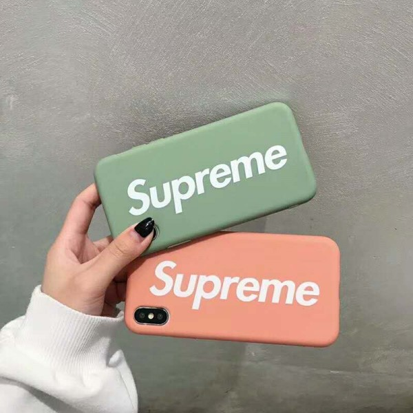 supreme iphone xr/xs maxケースシュプリームチャンピオン iphone xs/xカバー ファッションシンプル アイフォン se2/8/7/6s plusケース潮流 男女兼用