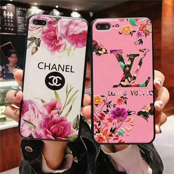 chanel lv iphone 12/12 pro max/11 pro/xr/xs maxケース ルイヴィトンシャネル iphone 11/xs/xカバー花柄 アイフォン 12pro/8/8plusケース iphone 7/7plusケース レディース向けオシャレジャケット