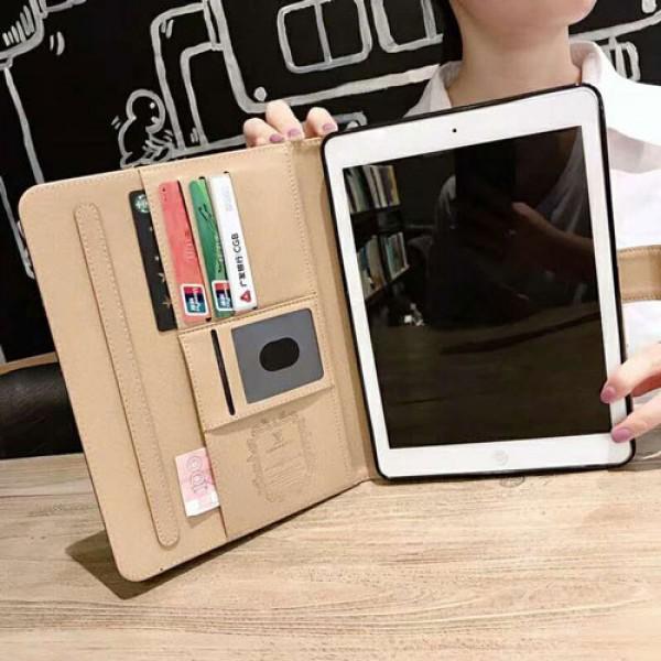 0ルイヴィトン iPad 8/7 pro 11/12.9インチケース 激安 モノグラムダミエ ipad pro air3/4ケース保護 バーバリー ipad mini 1/2/3/4/5ケーススタンド機能付き