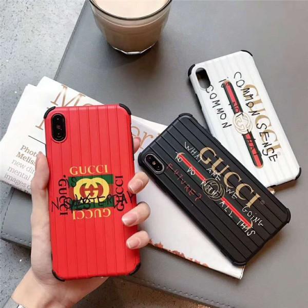 Supreme/シュプリーム supreme iphone xr/xs max/11pro maxケース ルイヴィトン グッチ アイフォンxs/xrケース 個性 iphone x/se2/8/7 plusケース トランク ファッションメンズレディース兼用