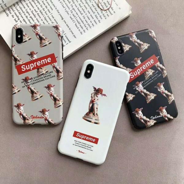 シュプリーム ジョーダン iphone 12/12pro/12pro maxケース 個性 ボックスロゴ iphone xr/xs maxテンアールケースStussy iphone x/12/8/7 plusケース ファッション男女兼用