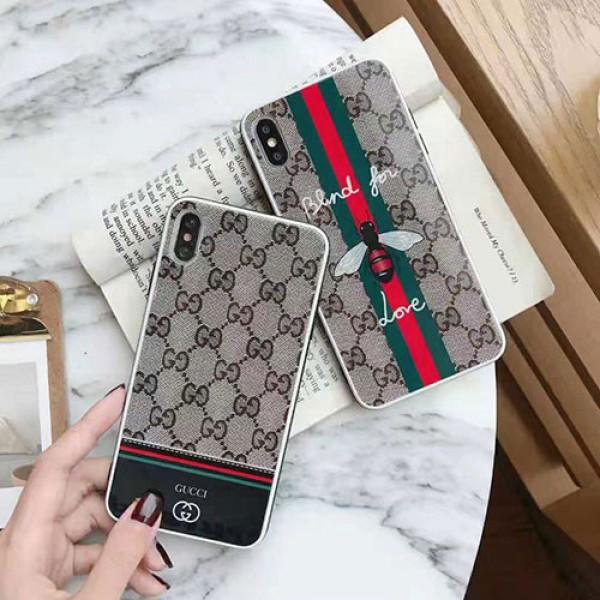 グッチ iphone11/11pro/11pro maxケースブランド iphone xr/xs maxケース可愛い人気アイフォンx/8/se2/7 plusケースオシャレガラス表面