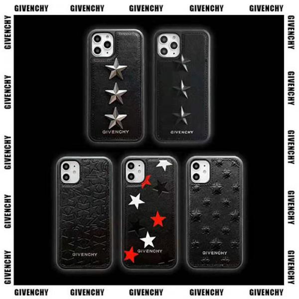 GIVENCHY ジバンシィ iphone11/11pro max/12pro maxケース ブランドiphone xr/xs maxケース 高級人気 iphone x/8/7 plusケースファッション