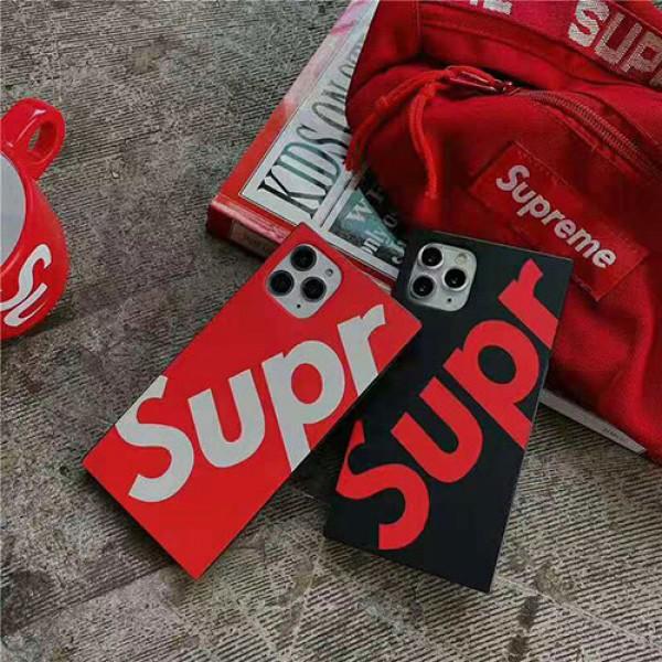 シュプリーム iphone11/11pro maxケースブランドsupreme iphone xr/xs maxケース 潮流個性 アイフォン x/8/se2/7 plusケース男女兼用 ファッション大人気