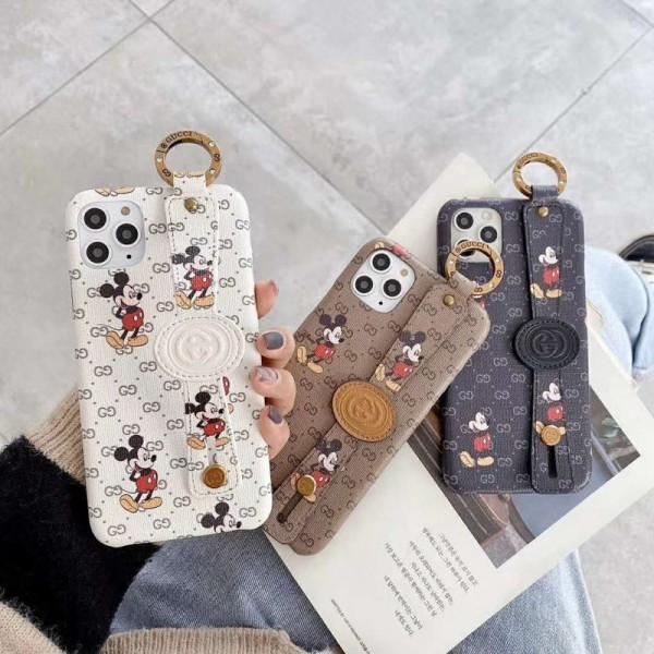 GUCCI/グッチブランド iphone12/12pro max/12 mini/12 pro/se2ケース かわいいペアお揃い アイフォン11ケース iphone xs/x/8/7ケースビジネス ストラップ付きアイフォン12カバー レディース バッグ型 ブランド