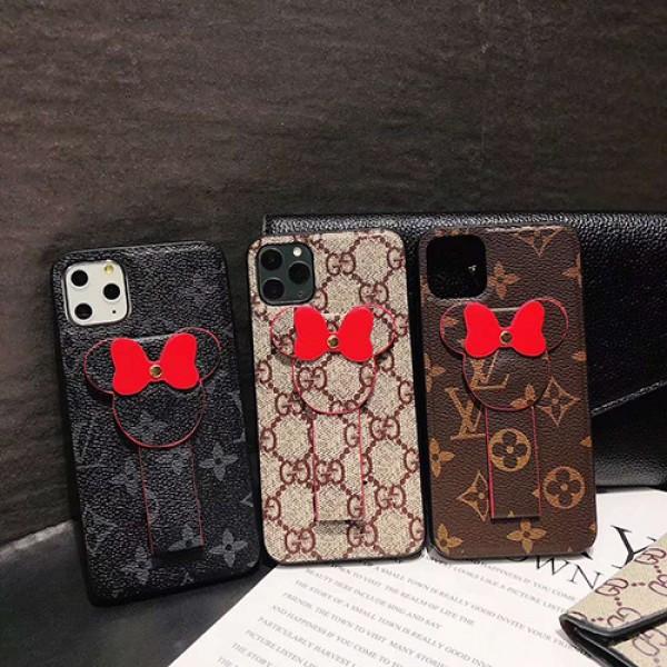 GUCCI/グッチ女性向け iphone 11/12pro max /7/8 plus/se2ケースlv/ルイ·ヴィトン ビジネス ストラップ付き個性潮 iphone x/xr/xs/xs maxケース ファッションシンプル