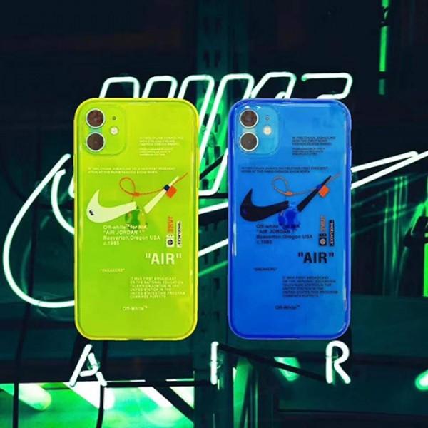 Nike/ナイキビジネス ストラップ付きアイフォンiphone 12pro/8/7 plus/se2ケース ファッション経典 メンズ個性潮 iphone x/xr/xs/xs maxケース ファッションシンプル ジャケット