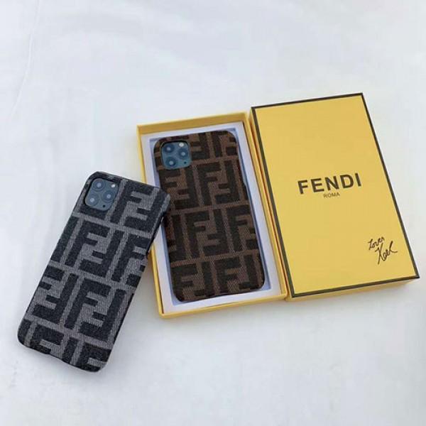 Fendi/フェンデイIphone xr/11/11pro max/7/8 plus/12pro maxほぼ全機種対応セレブ愛用全機種対応ハイブランドケース パロディIPhone xs/xs maxジャケットスマホケース コピー