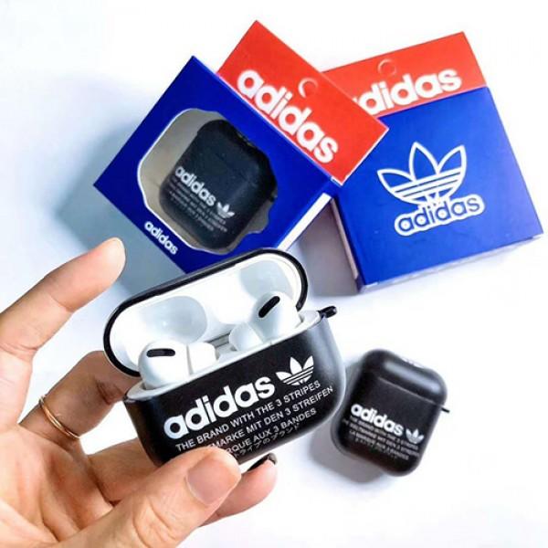 Adidas/アディダス ブランドエアーポッズ プロ収納ケースAir pods proケース 防塵Air pods proケース保護 軽量 Air pods proケース落下防止