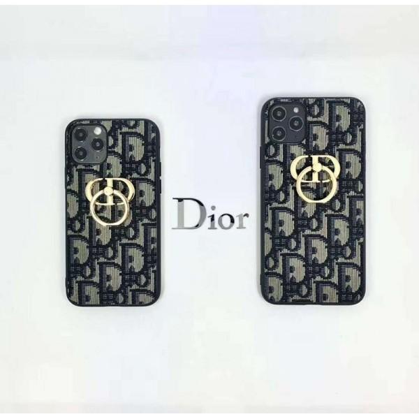 Dior/ディオール ペアお揃い アイフォンiphone12/12mini/12max/12 pro maxケース 女性向け iphone 11/xs/x/8/7ケース ビジネス ストラップ付きファッション セレブ愛用 iphone11/11pro maxケース 激安