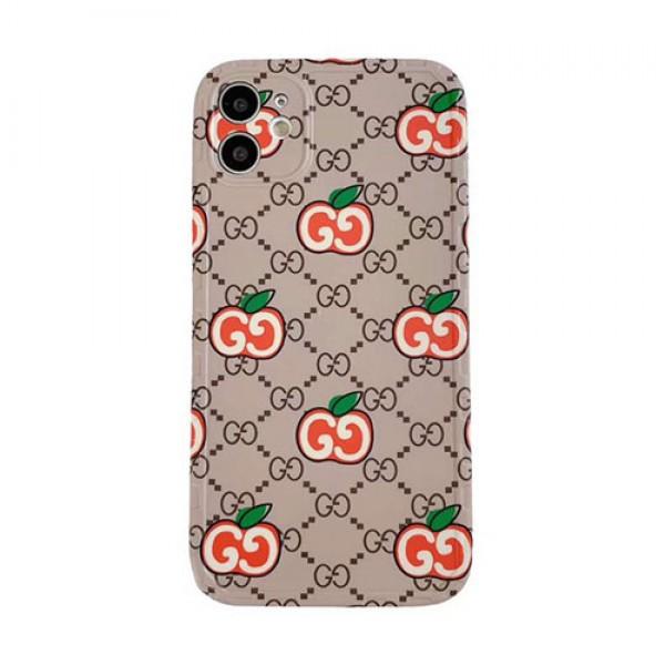 Gucci/グッチ アイフォンiphone12/12mini/12pro/12promaxケース ファッション経典 メンズシンプル ジャケットメンズ iphone11/11pro maxケース 安いiphone xs/x/8/7 plus/se2ケースブランド
