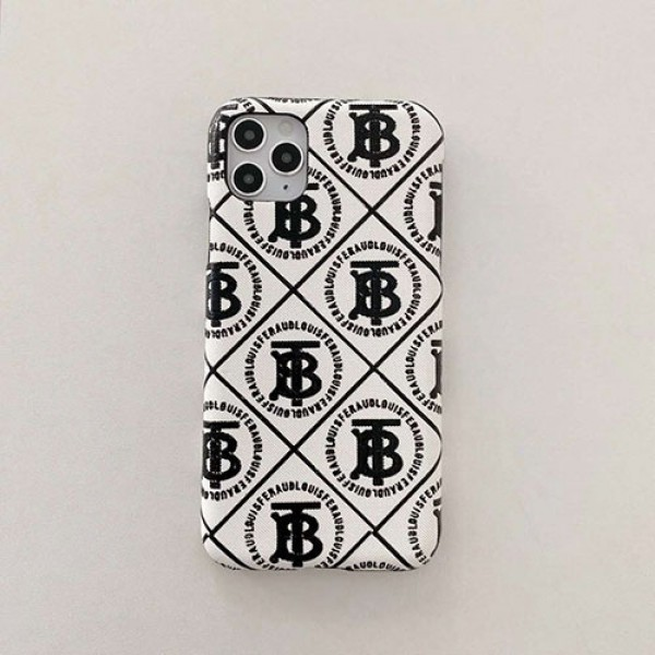 Burberry/バーバリー個性潮 iphone12/12 pro maxケース ファッションメンズ iphone x/xr/xs/xs max/7/8ケース 安いiphone 11/11proケースブランドジャケット型 2020 iphone12ケース 高級 人気