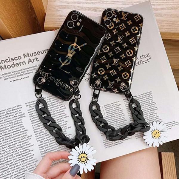 YSL/イブサンローランブランド iphone12/11pro maxケース かわいい女性向け iphone 11/xr/xs maxケースlv/ルイ·ヴィトンins風iphone x/xr/xs/xs maxケースケース かわいいレディース アイフォンiphone xs/11/8 plus/se2ケース おまけつき