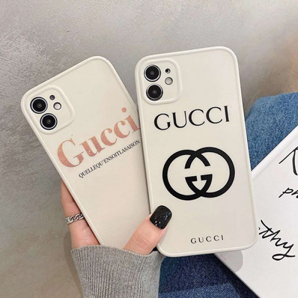 Gucci/グッチブランド12 mini/12pro maxケース かわいいiphone 7/8/se2ケース ビジネス ストラップ付きレディース アイフォンiphone xs/11/8 plusケース おまけつきiphone xr/xs max/11proケースブランド
