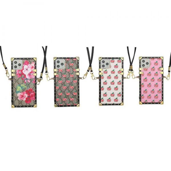 Gucci/グッチ女性向け iphone 12 mini/12 pro/12 max/12 pro max airpods proケース galaxy note20/note20ultraケース ファッション経典 メンズins風 iphonex/8/7 plus/se2ケースケース かわいいメンズ iphone11/11pro maxケース 安い