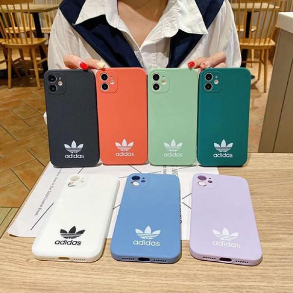 アディダスiphone 12/12 mini/12 pro/12 pro maxケース ビジネス ストラップ付きシンプルiphone 11/11 pro/11 pro maxケース ジャケットアイフォン12カバー レディース バッグ型 ブランド iphone x/8/7 plus/se2ケース大人気