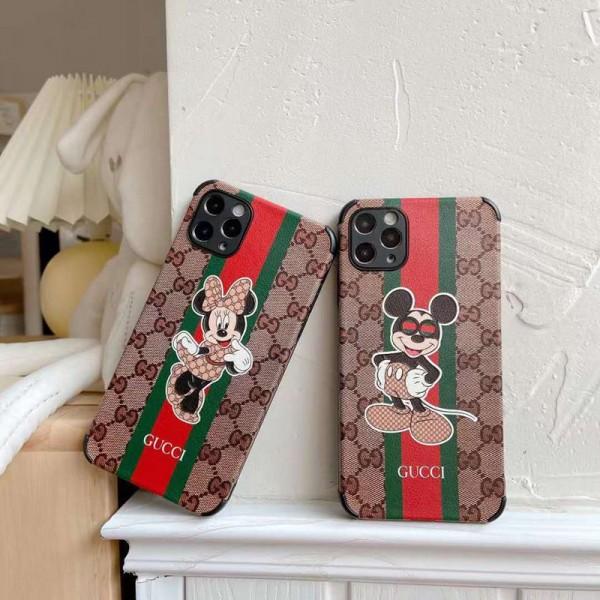 Gucci/グッチ シンプル iphone12/12pro maxケース ジャケットメンズ  安いレディース アイフォiphone12/xs/11/8 plusケース おまけつきiphone 12ケース ファッション