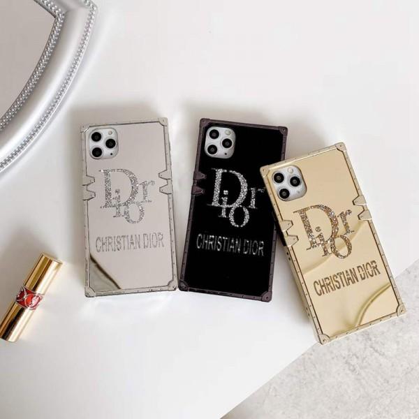 Dior/ディオール ペアお揃い アイフォン12/12 pro maxケースins風 かわいいレディース アイフォiphone12mini/12pro/xs/11/8 plusケース おまけつきiphone x/xsmax/11pro/se2020ケース大人気