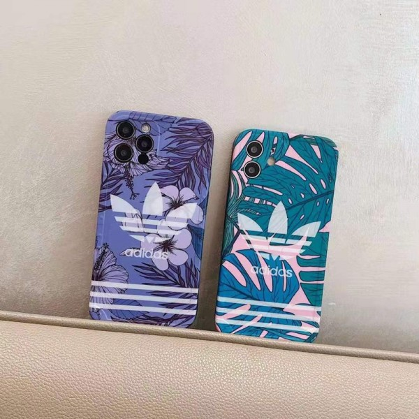 Adidas/アディダス メンズ iphone12/12pro maxケース 安いジャケット型 2020 iphone12ケース 高級 人気アイフォン12カバー レディース バッグ型 ブランドモノグラム iphone8/xs/11pro maxケース ブランド