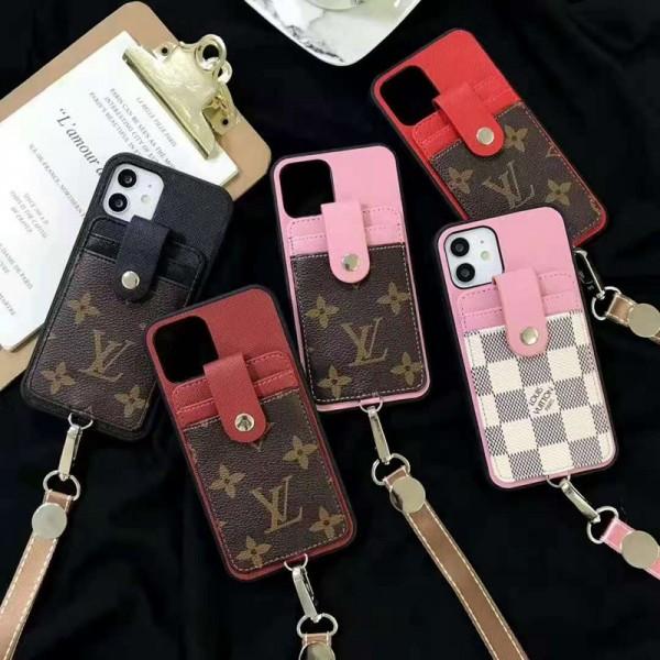 Lv/ルイヴィトン ペアお揃い アイフォン12/12 pro maxケース ファッション経典 メンズ iphone 11/xs/x/8/7ケースブランドモノグラム iphone12mini/11pro maxケース ブランド