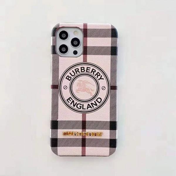 Burberry/バーバリー 男女兼用人気ブランドiphone12/12mini/12pro/12promaxケース 立体 個性潮 ファッションiphone 11/x/8/7スマホケース ブランド LINEで簡単にご注文可ジャケット型 2020 iphone12ケース 高級 人気