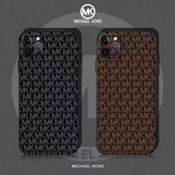 Michael Kors 女性向け iphone12/12promaxケース 人気ブランド MK 個性潮 iphone x/xr/xs/xs max/8 plus/11proケース マイケルコース iphone12mini/12proケース ファッション 男女兼用
