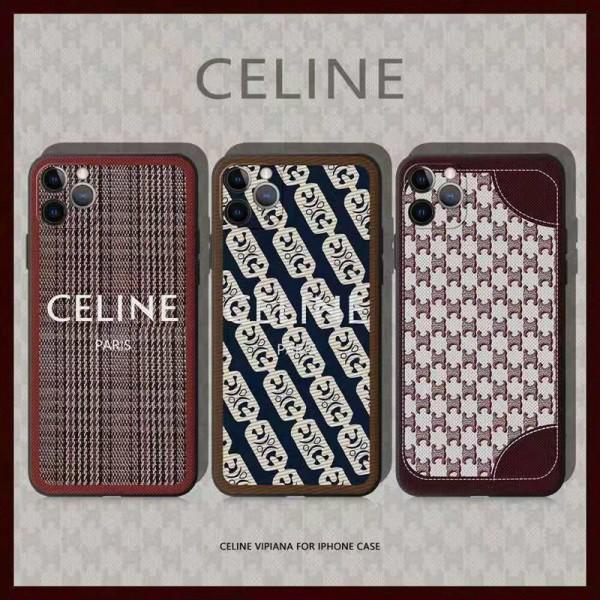 Celine/セリーヌ 個性潮 iphone12/12mini/12pro/12promaxケース ファッションシンプル  ジャケットins風 iphone8plus/se2020ケースかわいいiphone xr/xs max/11proケースブランド