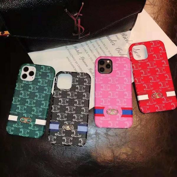 CELINE アイフォンiphone12/12mini/12pro/12promaxケース セリーヌ ファッション 経典 個性潮 iphone xs/x/8/7 plus/11proケース ブランド ジャケット型 2020 iphone12ケース 高級 人気 ファッション メンズ レディース