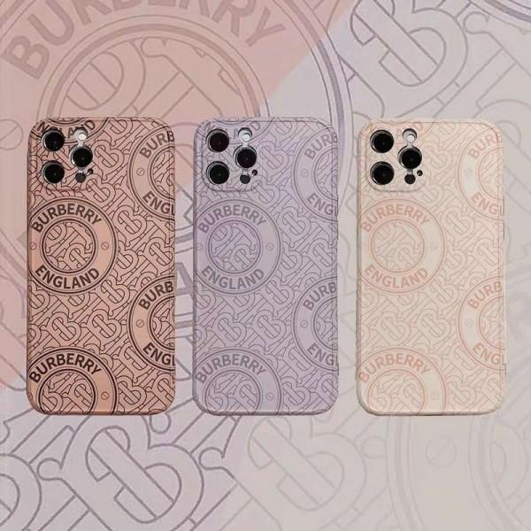 Burberry/バーバリー 男女兼用人気ブランド iphone12/12mini/12pro/12promaxケース個性潮 iphone x/xr/xs/xs maxケース ファッションシンプル iphone11pro/8plus/se2ケース ジャケットメンズ 安い