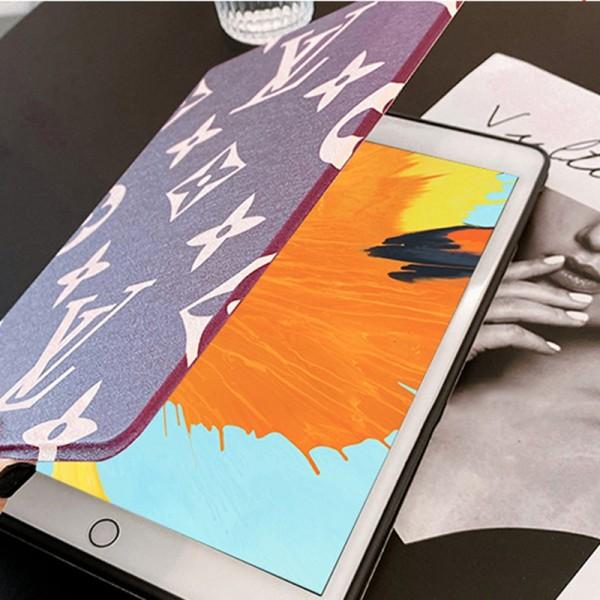 Lv/ルイヴィトン ipad8 pro 9.7/11inch 2020ケース ブランド メンズ レディースアイパッドエア1/2/3/4ケース 横開きipad mini 4/5カバー ipad 5/6 9.7インチ 激安 すべてのipad機種対応ブラント iPad Air 10.5インチケース  コピー