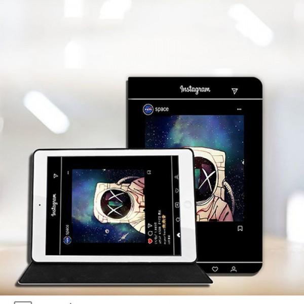 KAWS モノグラム ダミエ アイパッド 6/5/4/3/2ケース 手帳型iPad8 air4 ミニ5/4/3/2/1手帳型カバー ブランドパロディ・レプリカ日本未入荷iPad Proケース 9.7インチ 2018/2017アイパッド プロ2020ケース 激安 オーダーメイド
