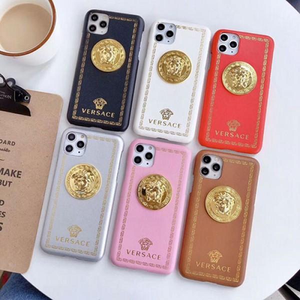 Versace アイフォンiphone12/12mini/12pro/12promaxケース ファッション経典 メンズシンプル iphone xs/x/8/7 plusケース ジャケットメンズ iphone11/11pro maxケース 安いランド