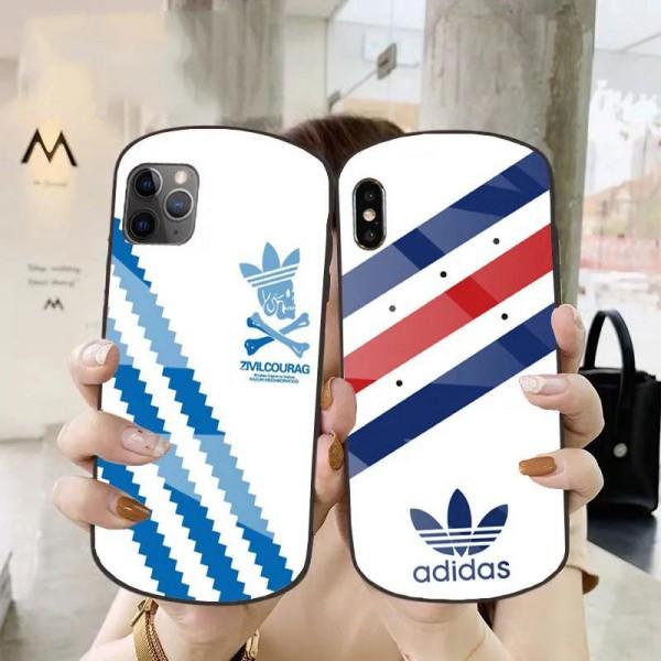 Adidas/アディダス ファッション セレブ愛用 iphone12/12pro maxケース 激安アイフォンiphone xs/x/8/7 plus/se2/11peomaxケース ファッション経典 メンズレディース アイフォiphone12mini/12Promaxケース おまけつきiphone 12ケース ファッション