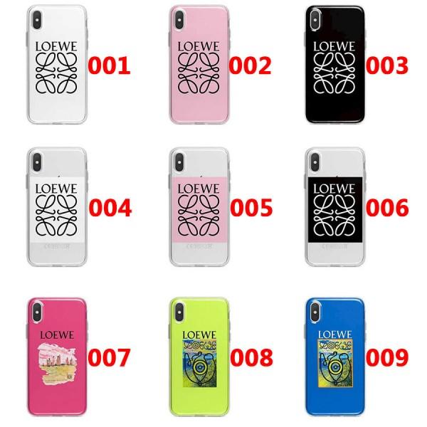 LOEWE 男女兼用人気ブランドiphone12/12mini/12pro/12promaxスマホケース Galaxy note20/s10/s20+/s20ケース ブランド LINEで簡単にご注文可シンプル huawei mate40/p40ケース ジャケットiphone 11/x/8/7ケース ファッション