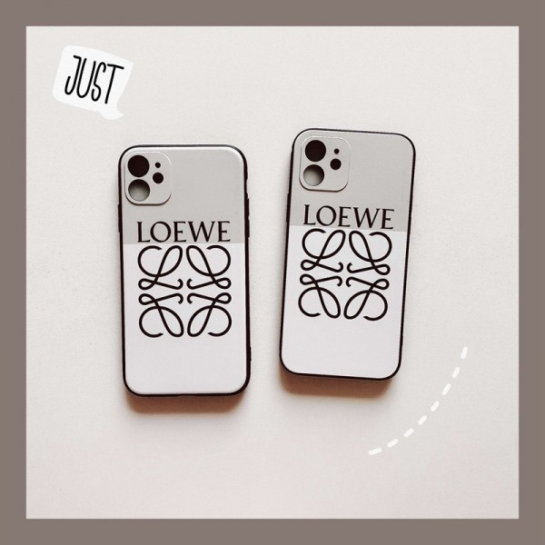 LOEWE/ロエベ 女性向け iphone12/12mini galaxy note20ケースアイフォンiphone xs/x/8/7 plusケース ファッション経典 メンズジャケット型 2020 iphone12ケース 高級 人気モノグラムhuawei p40/p30ケース ブランド
