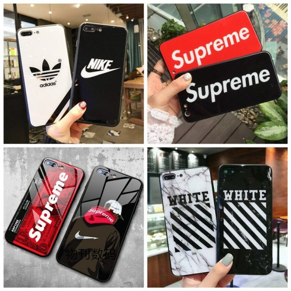Supreme/Adidas iphone13 mini/13 promaxケース男女兼用人気ブランド Nike/Off-White ファッション経典 メンズiphone 11/x/8/7スマホケース ブランド LINEで簡単にご注文可